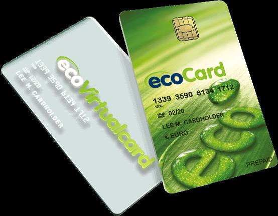 EcoPayz Casino ecoCard