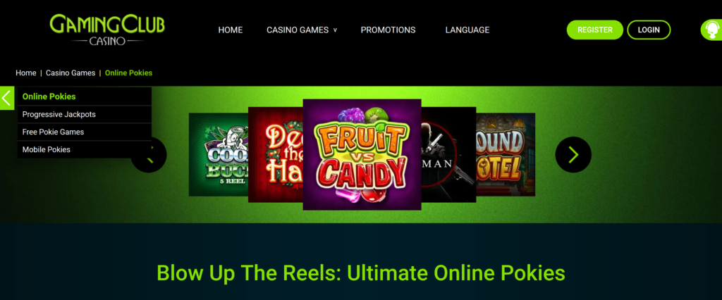 gaming club match promotions