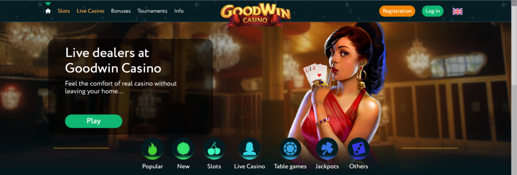 goodwin casino loyalty program