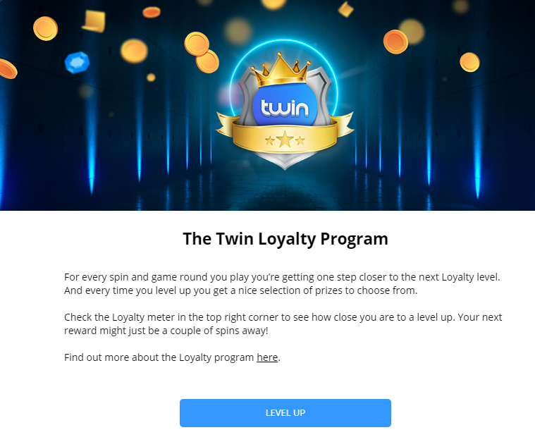 twin loyalty program