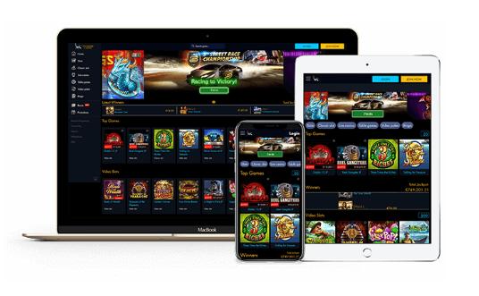 Winward Casino Mobile